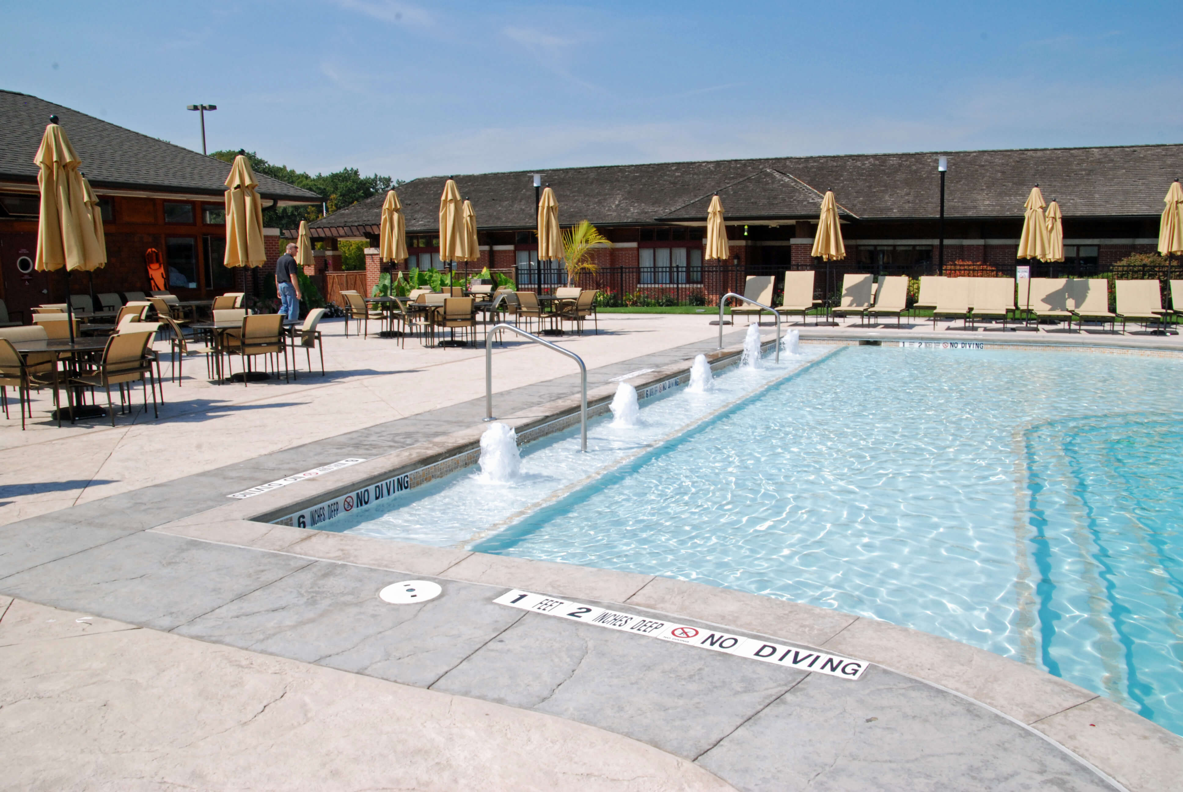 Commercial Swimming Pools New Jersey | Creative Master Pools