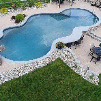 Freeform Swimming Pools New Jersey | Creative Master Pools